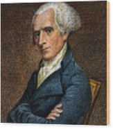 Elbridge Gerry, 1744-1814 Wood Print
