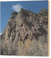 Eldorado Canyon Hill Wood Print