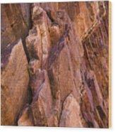 Eldorado Springs 8 Wood Print