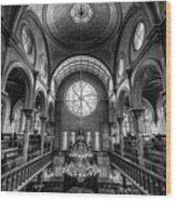 Eldridge Street Synagogue Wood Print