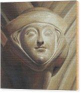 Eleanor Of Aquitaine Wood Print