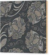 Elegante II Wood Print