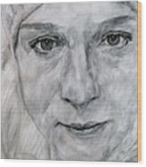 Unknown, Portrait Wood Print