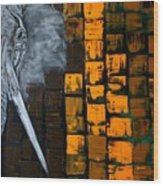 E.l.e.p.h.a.n.t Wood Print