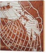 Eli - Tile Wood Print