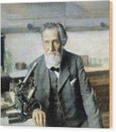 Elie Metchnikoff (1845-1916) Wood Print