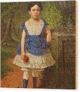 Elizabeth Moerlein Wood Print