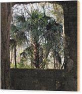 Elizafield Wood Print
