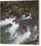 Elkhorn Creek 2 Wood Print