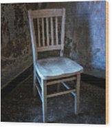 Ellis Chair Wood Print
