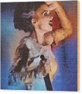 Elsa Lanchester, Bride Of Frankenstein Wood Print