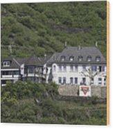 Elsenburg Haus Ymca Wood Print
