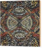 Embellished Texture Wood Print