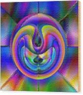 Embrio Wood Print