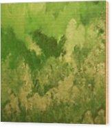Emerald Valley Wip 2 Wood Print