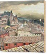 Emilia Romagna Italy Wood Print