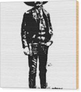 Emiliano Zapata Wood Print