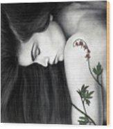 Empathy Wood Print