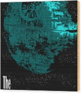 Empire Propaganda Wood Print