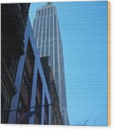 Empire State 1 Wood Print