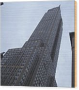 Empire State No 1 Wood Print