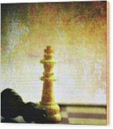 End Game Wood Print
