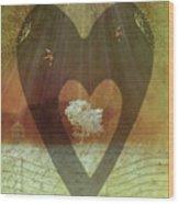Endless Love Wood Print