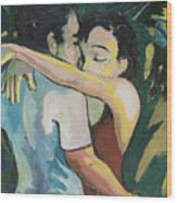 Enduring Love Wood Print