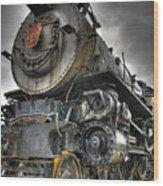 Engine 460 Wood Print