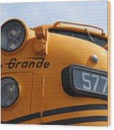 Engine 5771 Wood Print