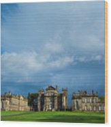 England, Northumberland, Seaton Delaval Hall Wood Print