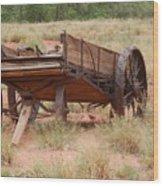 Engles Wagon Wood Print
