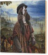 English Springer Spaniel Art Canvas Print  - The Port Wood Print