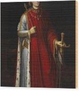 Enrique  De Trastmara Wood Print