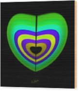 Envy Wood Print