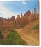 Epic Bryce Canyon Wood Print