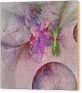 Epiphloedal Barren  Id 16098-003736-64440 Wood Print