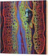 Equinox Wood Print