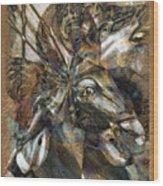 Equus Wood Print