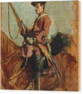 Ernest Meissonier Wood Print