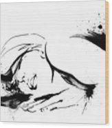 Erotic Wood Print