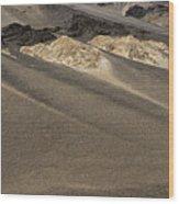 Eruptions Or Erosion.. Wood Print