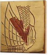 Esita - Tile Wood Print