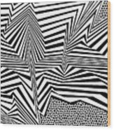 Esolcos Wood Print