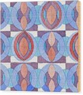 Essence Of Harmony Wood Print