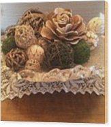 Essence Of Nature Wood Print