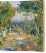 Estaque Wood Print