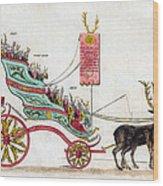 Estates General, 1789 Wood Print