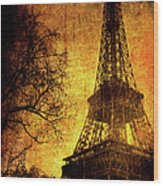 Esthetic Luster Wood Print