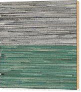 Et.17 Wood Print